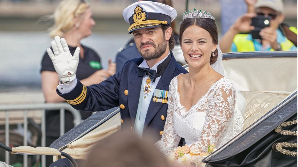 Printesa Sofia a Suedei