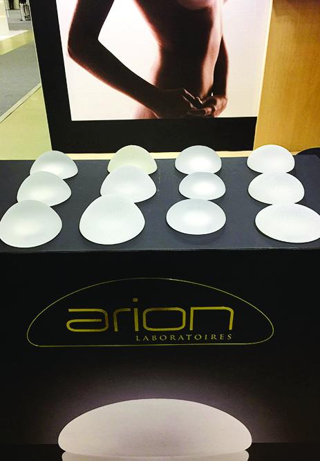 proteza silicon