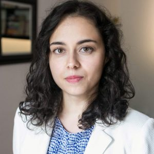 Adriana Popa, psiholog clinician, terapeut ABA