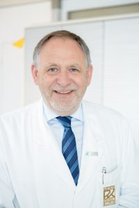 Prof. Univ. Dr. Christoph Zielinski, Directorul WPK Central European Academy Cancer Center.