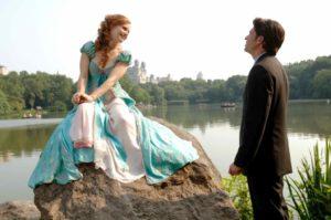 Amy Adams si Patrick Dempsey Enchanted