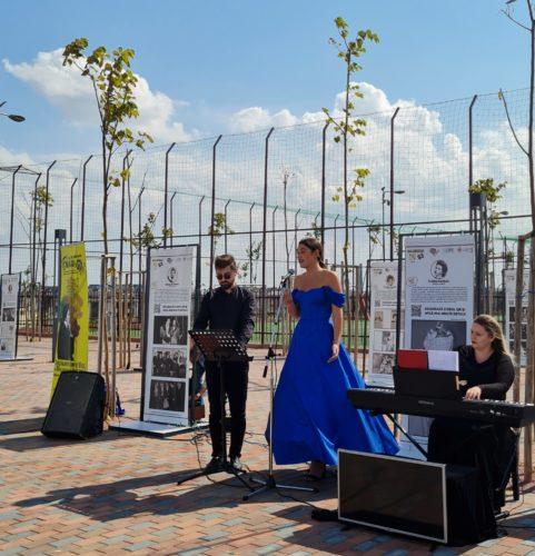 Zece zile de recitaluri de excepție, pentru toți locuitorii Sectorului 3,  în cadrul proiectului Enescu pe Alei prin Sectorul 3